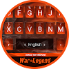 War Legend Theme&Emoji Keyboard