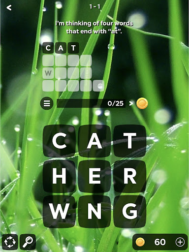 Word Bits: A Word Puzzle Game  screenshots 5
