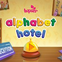 Alphabet Hotel Literacy game