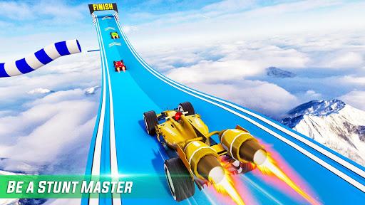 Formula Jet Car Stunt Games u2013 Mega Ramp Stunts screenshots 2
