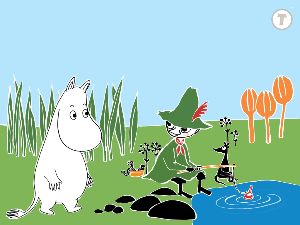 Moomin The Lost Belongings Ml Android Apps On Google Play
