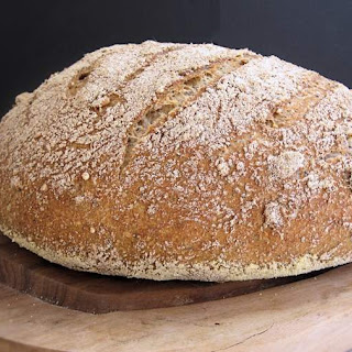 Wholemeal Seeded Bloomer Recipe