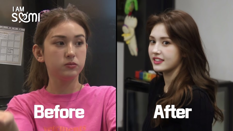 i am somi before after diet