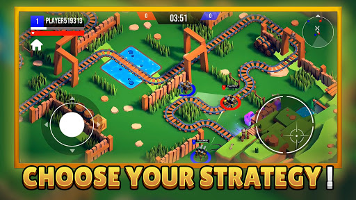 Code Triche Boom Robots! - Ground Battles Multiplayer Robots mod apk screenshots 4