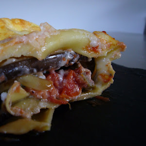 Vegetarian Pasta Rolls