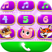 Baby Phone for Kids – Games for Girls