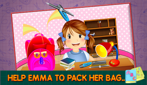 Emma dream school girl