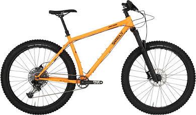 Surly Karate Monkey Front Suspension Mountain Bike - Toxic Tangerine
