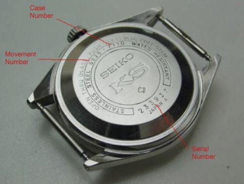 Hướng dẫn cách phân biệt đồng hồ Seiko
