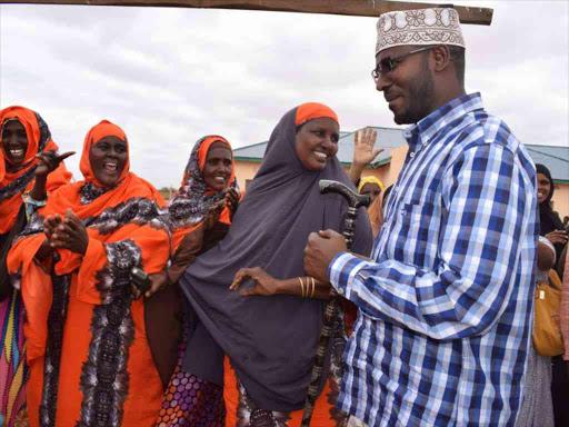 Ogaden picks candidates for MCA, governor