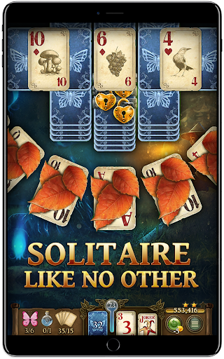 Solitaire Fairytale 2020.11 screenshots 1