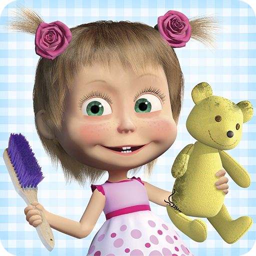 Masha and the Bear: House Cleaning Games for Girls file APK for Gaming PC/PS3/PS4 Smart TV