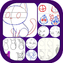 Animal Drawing Tutorial icon