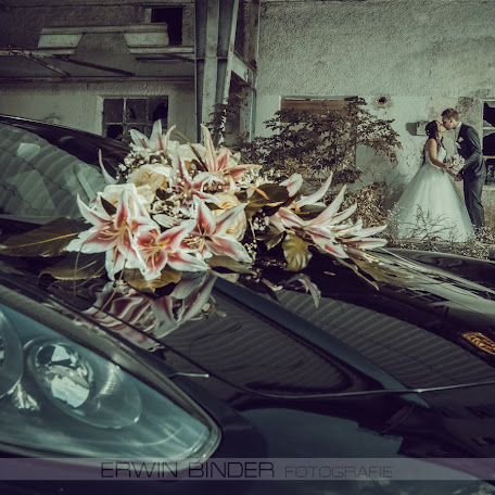 Wedding photographer Erwin Binder (ErwinBinder). Photo of 25.08.2016