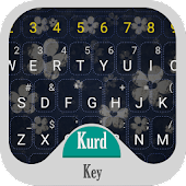 KurdKey Theme White Flower