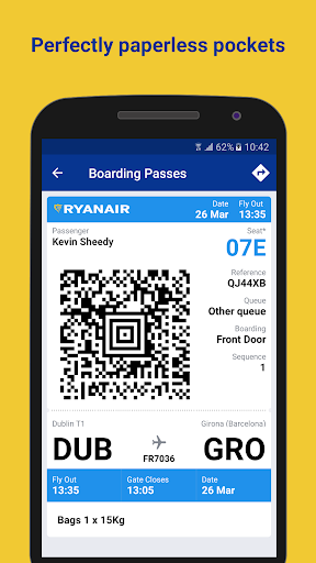 Ryanair screenshot 4