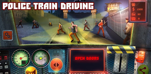 Police Train Driving for PC