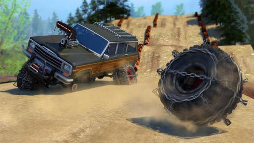 Spintrials Offroad Driving Games 7.9 screenshots 2