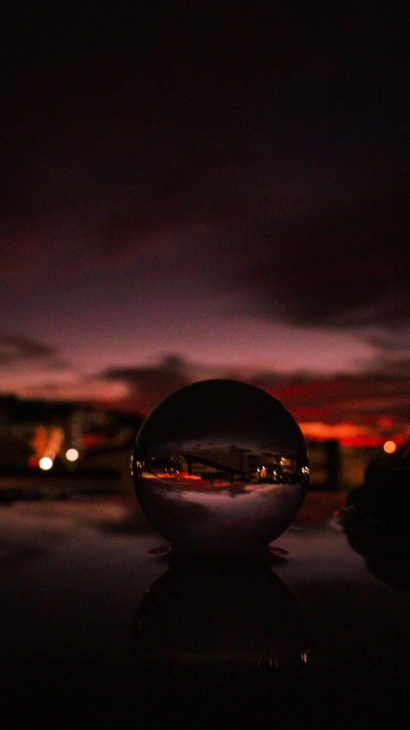 Specchio riflesso di larinsss