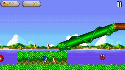 Classic Soni: Advance  screenshots 1