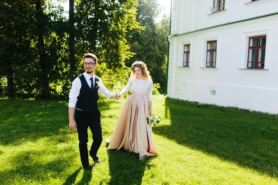 Photographer sa kasal Vasiliy Klimov (klimovphoto). Larawan ni 05.09.2017