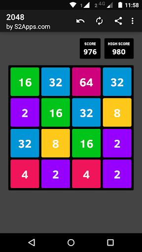 自製2048 app - 玩APPs