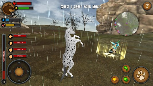 Horses of the Forest screenshot 8