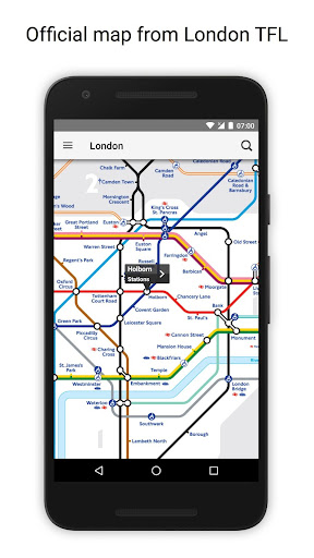 London Underground Free screenshot 1