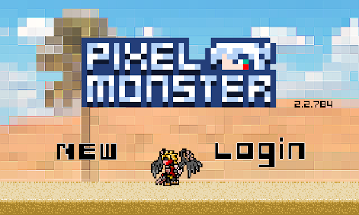 Pixel Monster - Royal  captures d'écran 1