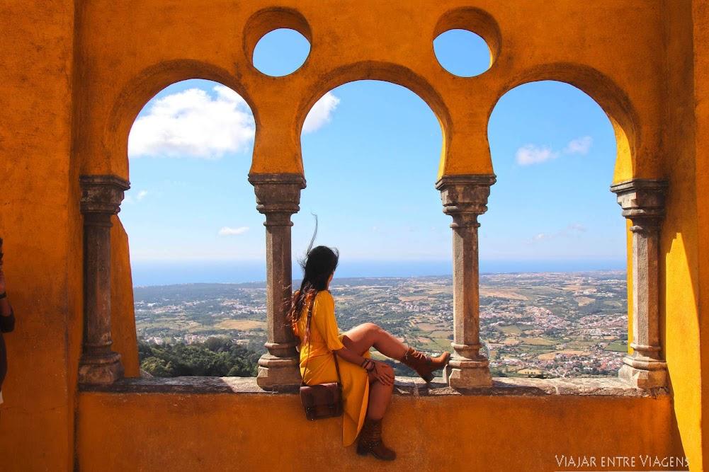 Visitar SINTRA (a partir de Lisboa), a vila encantada mais bela de Portugal
