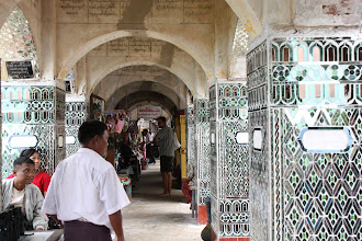 Photo: Year 2 Day 55 -  Temple Near the Top of Mandalay Hill