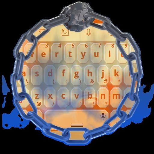 橙色Snakefly TouchPal 個人化 App LOGO-APP試玩