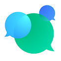 Messengers in one , All IM & SMS in one icon