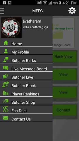 android My Fantasy Football Guru '15 Screenshot 3