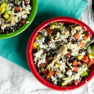 Black Bean Rice Bowl Recipes.