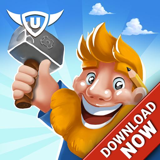 Idle Kingdom Builder Icon