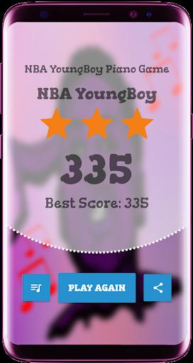 NBA YoungBoy Outside Today - Easy Piano 1.0 screenshots 3