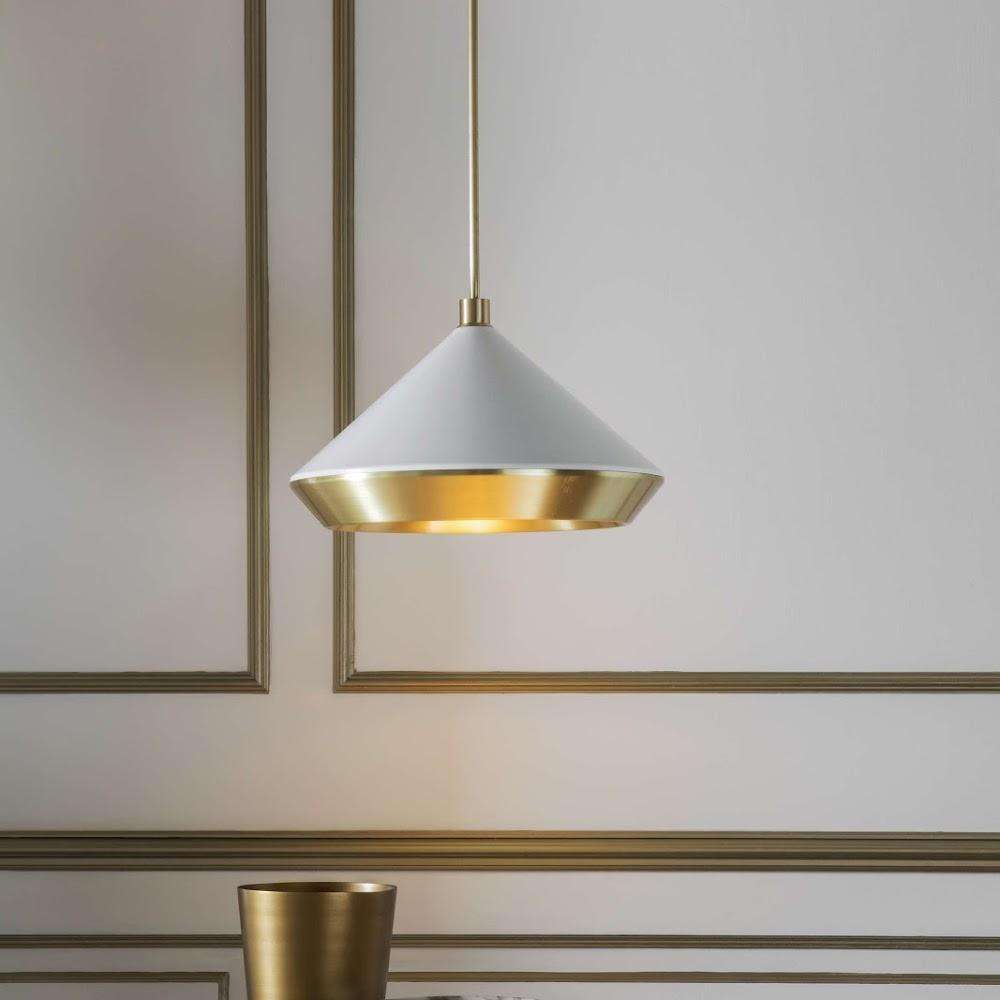 SHEAR PENDANT LAMP   DESIGNER REPRODUCTION