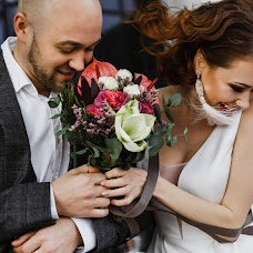 Wedding photographer Margarita Domarkova (MDomarkova). Photo of 07.05.2018