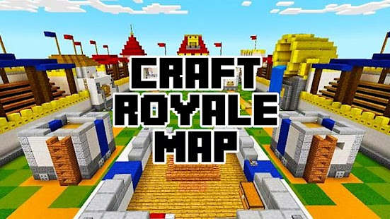 Craft Royale map PE - náhled