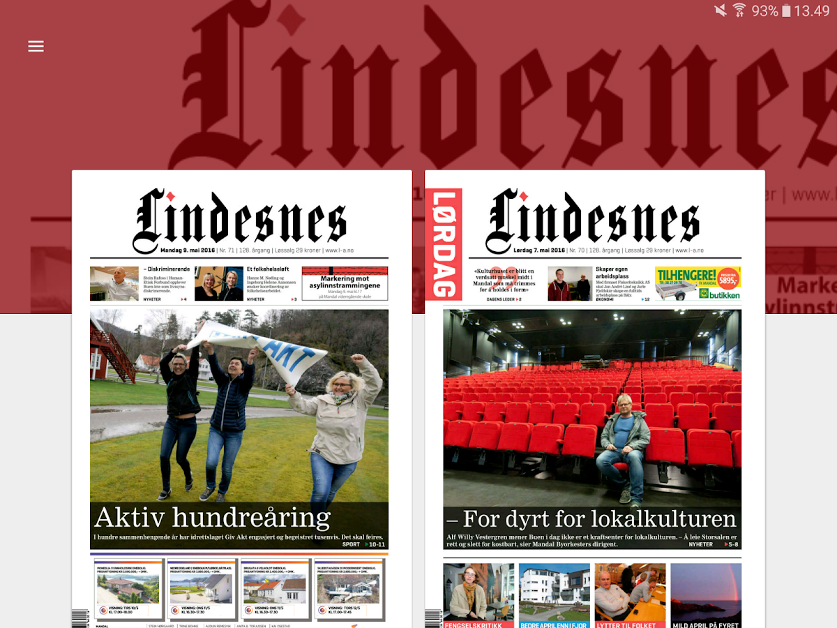 Lindesnes- screenshot