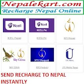 NP Recharge , Recharge To Nepal-Nepalekart Android APK Download Free By Nepalekart.com