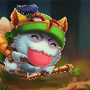 Teemo New Tab Page HD Popular Games Theme