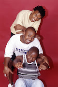 1998. South African band TKZee, made up of Zwai Bala, Tokollo Tshabalala and Kabelo Mabalane via Gallo Images.