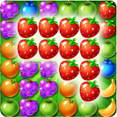 Farm fruit pop: tempo del partito icon