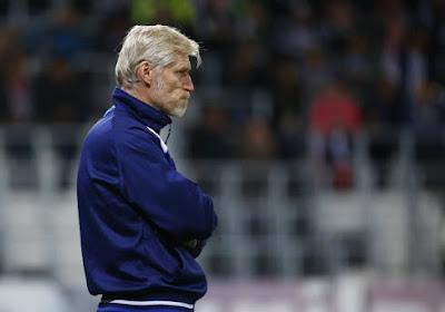 """Balog déçu de la prestation de La Louvière: """"J'espérais mieux de mes joueurs"""""""