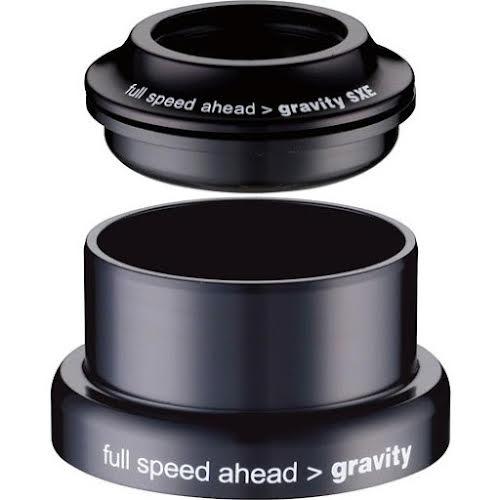 Gravity SX headset, ZS44/28.6 - EC49/40 black