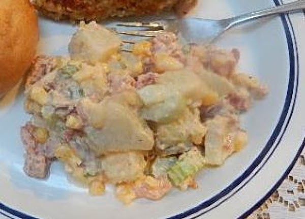 Durango Potato Salad Recipe