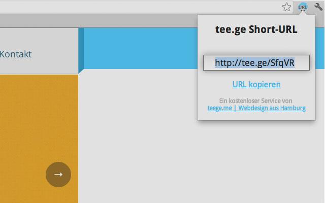 tee.ge Short-URL