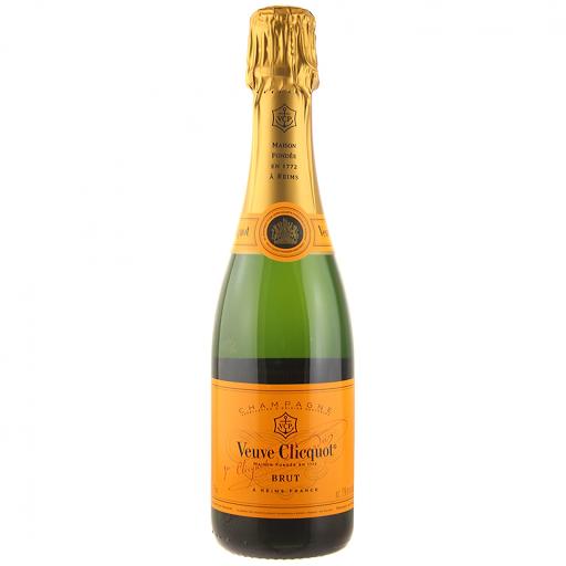 NV Veuve Cliquot – Champagne Brut - 375 ml